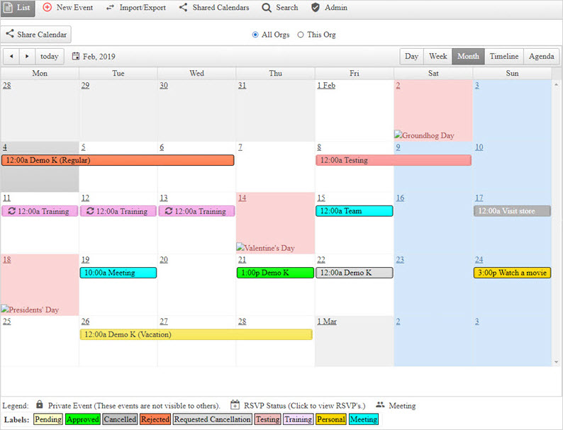 Free Timesheet, Free Timekeeping Software: OfficeClip